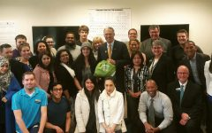 Gov. Jay Inslee visits EdCC students