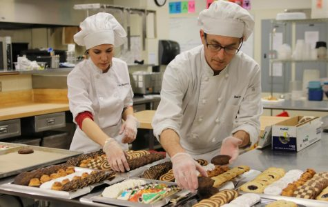 Culinary Students are Baking for a Cause