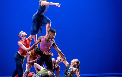 Asian-American Immigrants Add a Twist to Modern Dance