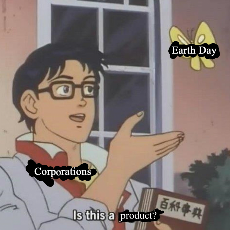 Earth Day -Another Capitalist Holiday?