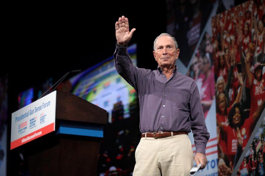 Bloomberg announces presidential bid