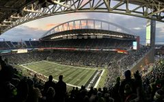 The MLS Cup Playoffs were held at CenturyLink Field in Seattle this November.