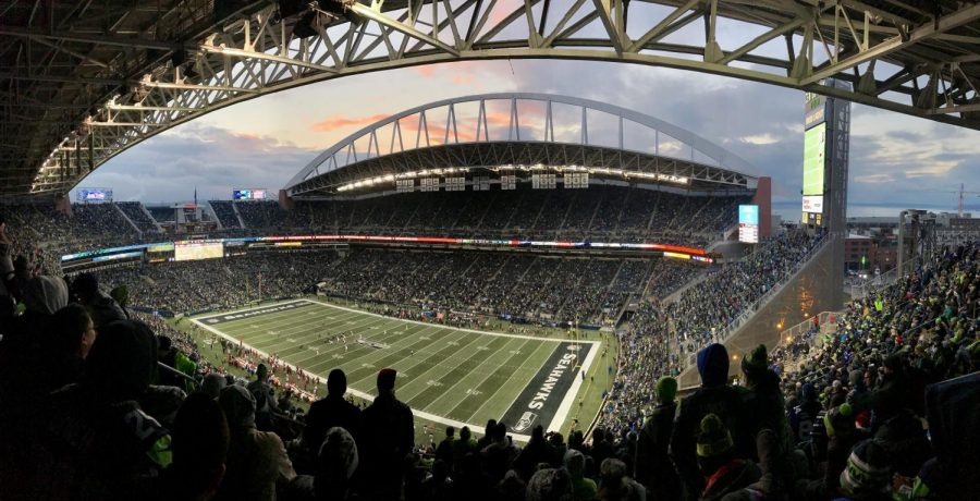 The+MLS+Cup+Playoffs+were+held+at+CenturyLink+Field+in+Seattle+this+November.