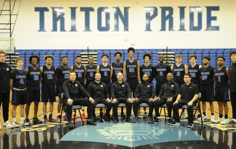 Men's basketball fails to qualify for NWAC, but they're still training hard
